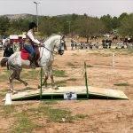 Celebrada en Herencia la 2ª Liga Social de Equitación en Herencia 10