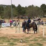 Celebrada en Herencia la 2ª Liga Social de Equitación en Herencia 12