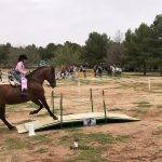Celebrada en Herencia la 2ª Liga Social de Equitación en Herencia 18