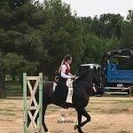 Celebrada en Herencia la 2ª Liga Social de Equitación en Herencia 23