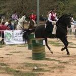 Celebrada en Herencia la 2ª Liga Social de Equitación en Herencia 24
