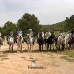 Celebrada en Herencia la 2ª Liga Social de Equitación en Herencia 30