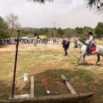 Celebrada en Herencia la 2ª Liga Social de Equitación en Herencia 6