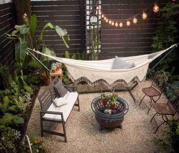 decorar el patio IV
