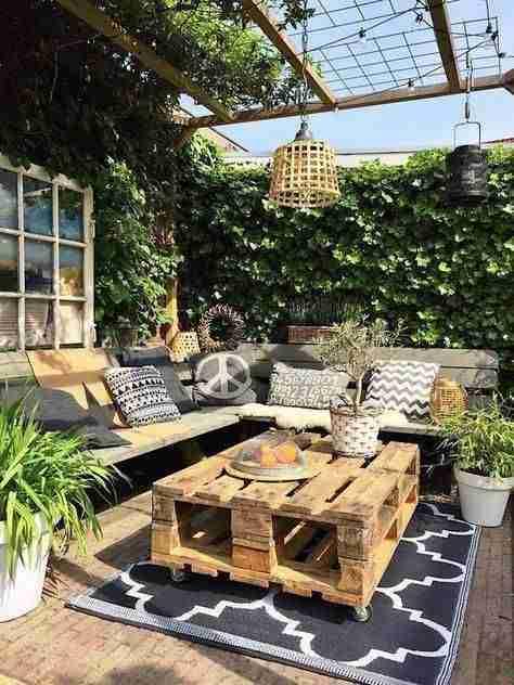 decorar el patio III