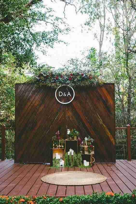 decoracion de boda III
