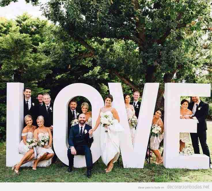 decoracion de bodas IX