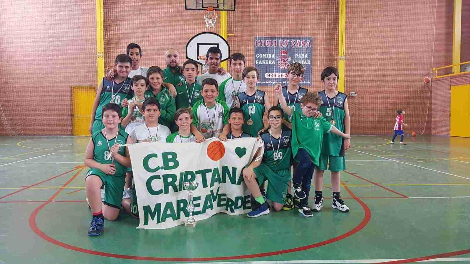 Crónicas baloncesto Criptana 1