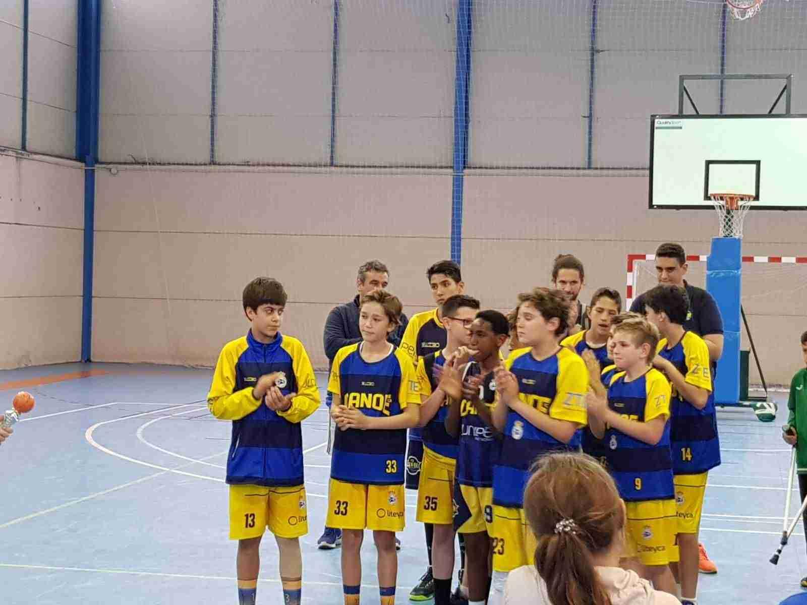 Crónicas baloncesto Criptana 4