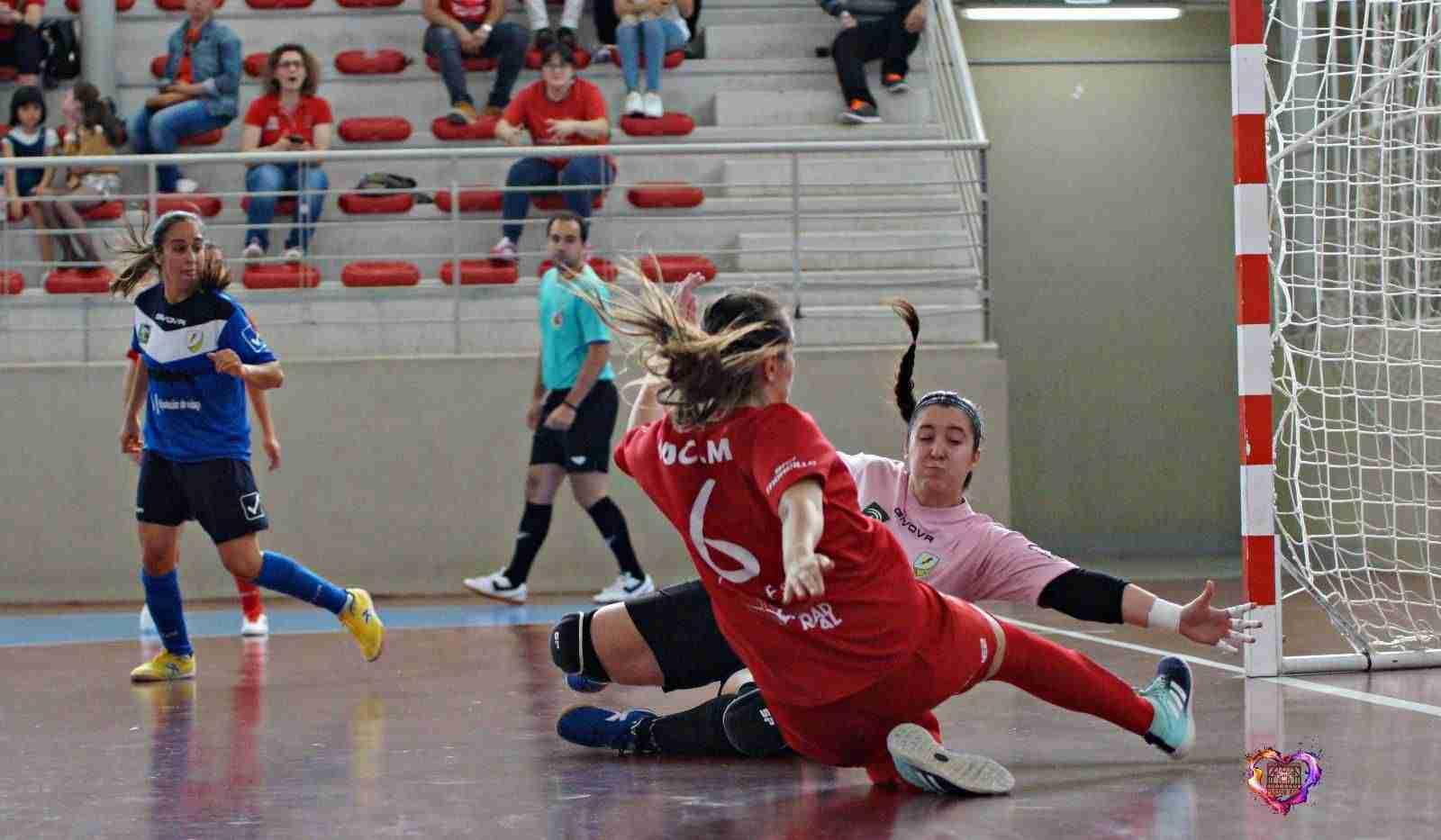 El Almagro FSF se prepara para el partido de vuelta del Play Off de ascenso 1