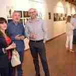 Abierta la exposición de pintura y fotografía de la UP en Argamasilla de Alba 8