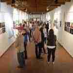 Abierta la exposición de pintura y fotografía de la UP en Argamasilla de Alba 9