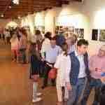 Abierta la exposición de pintura y fotografía de la UP en Argamasilla de Alba 10