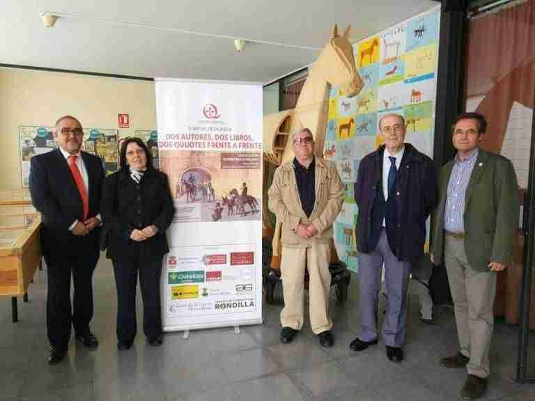 Dos autores, dos libros y dos Quijotes frente a frente: los de Cervantes y Avellaneda