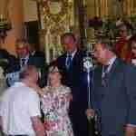 imporsicion de medallas 150x150 - Quintanar de la Orden celebra la  fiesta de la Subida de la Virgen