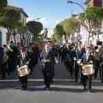 Numerosos tractores toman las calles de Argamasilla de Alba por San Isidro 6