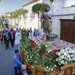 Numerosos tractores toman las calles de Argamasilla de Alba por San Isidro 7