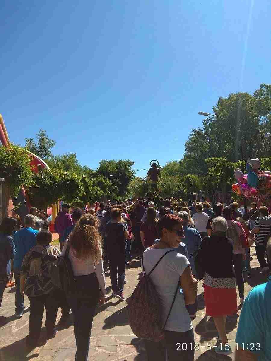 Torralba se volcó con la tradicional romería de San Isidro 1