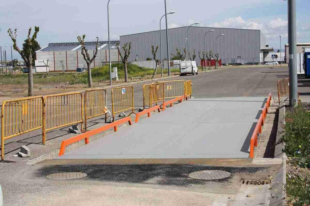 Torralba de Calatrava ya cuenta con una báscula municipal de pesaje 1