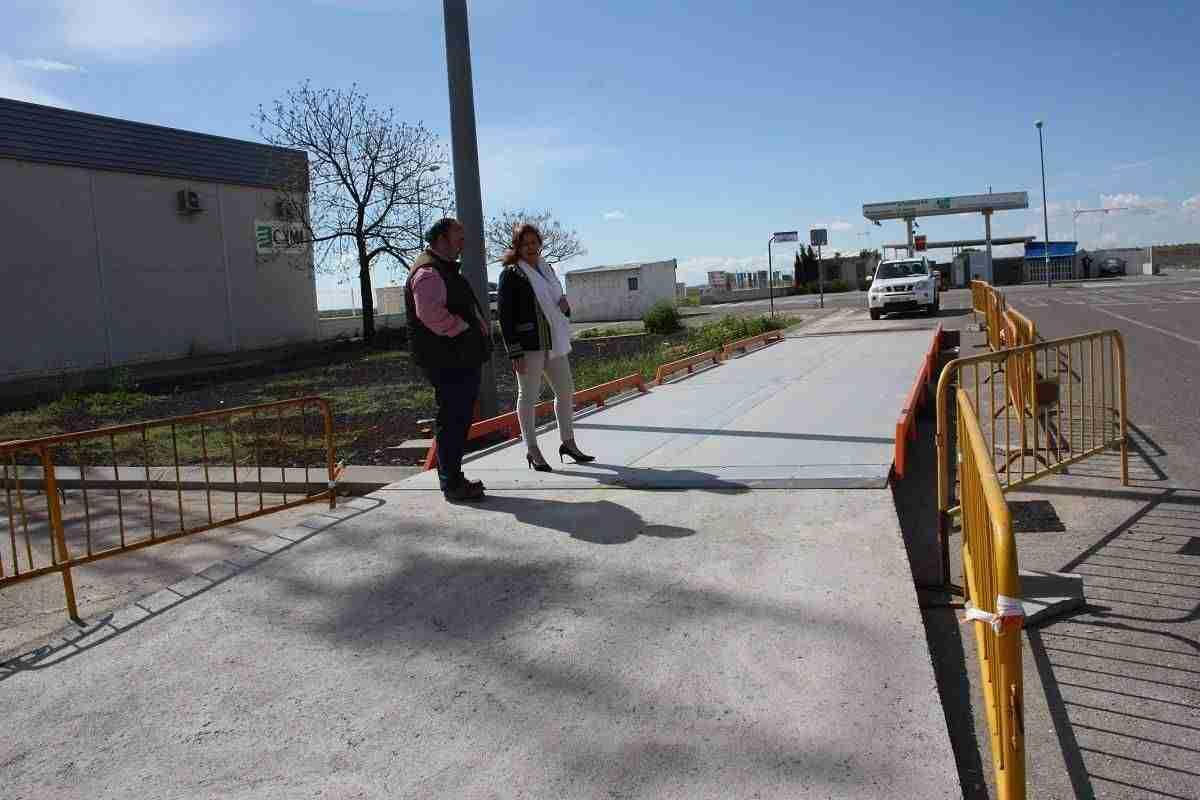 Torralba de Calatrava ya cuenta con una báscula municipal de pesaje 3