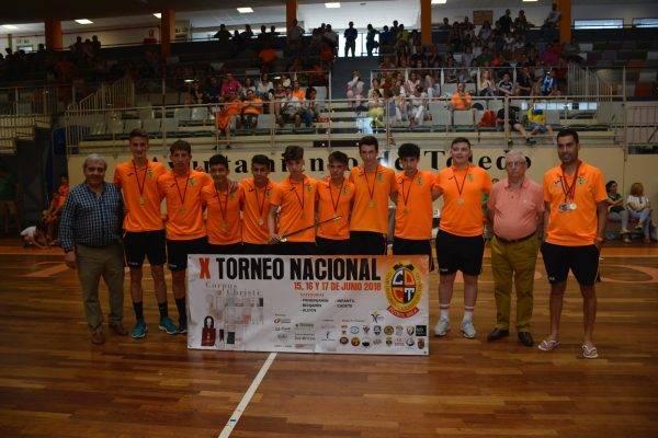 Foto Campeones Cadetes