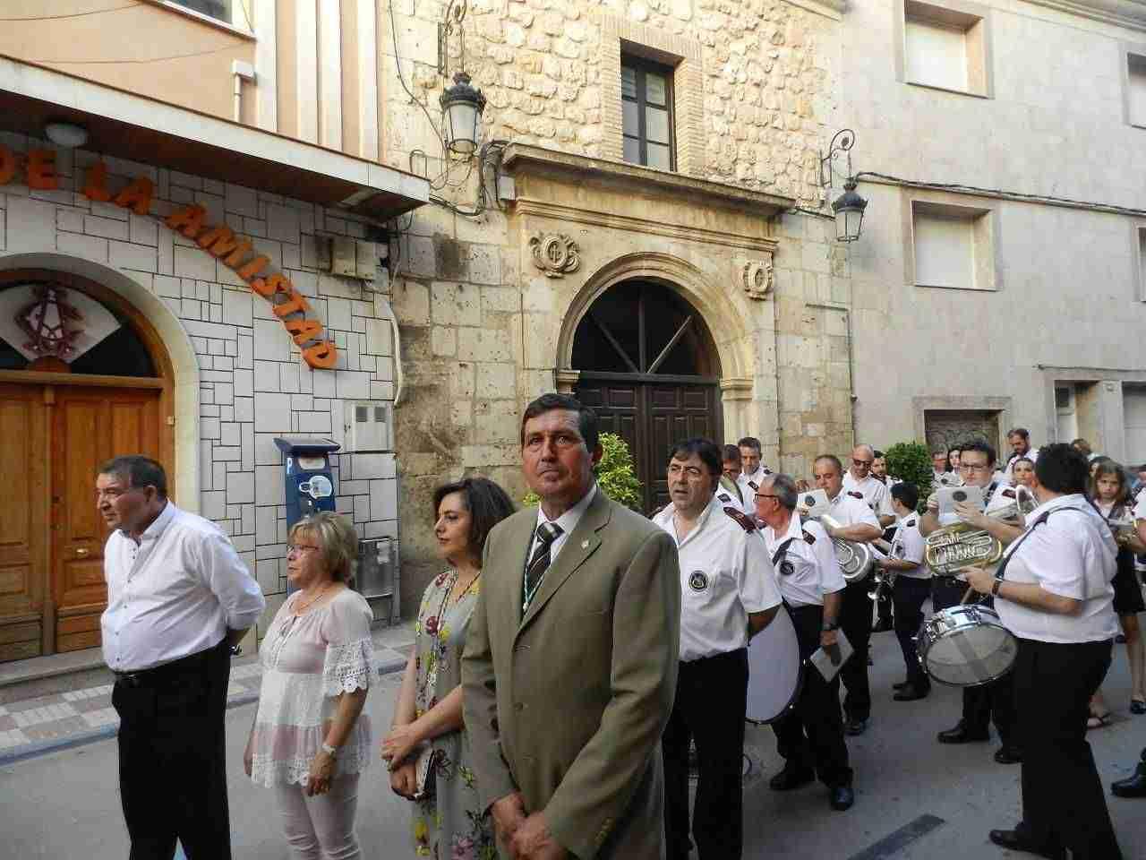 La Asociación de Moros y Cristianos de San Juan de Quintanar de la Orden celebra sus fiestas con el santo en procesión 6