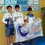 Celebrado el I Acuatlón organizado por el Club Natación Quinaqua 7