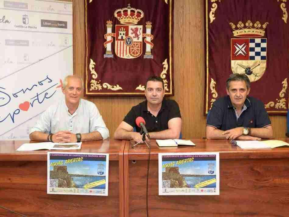 El Embalse de Peñarroya acogerá el primer I Campeonato de CLM Open de Aguas Abiertas 1