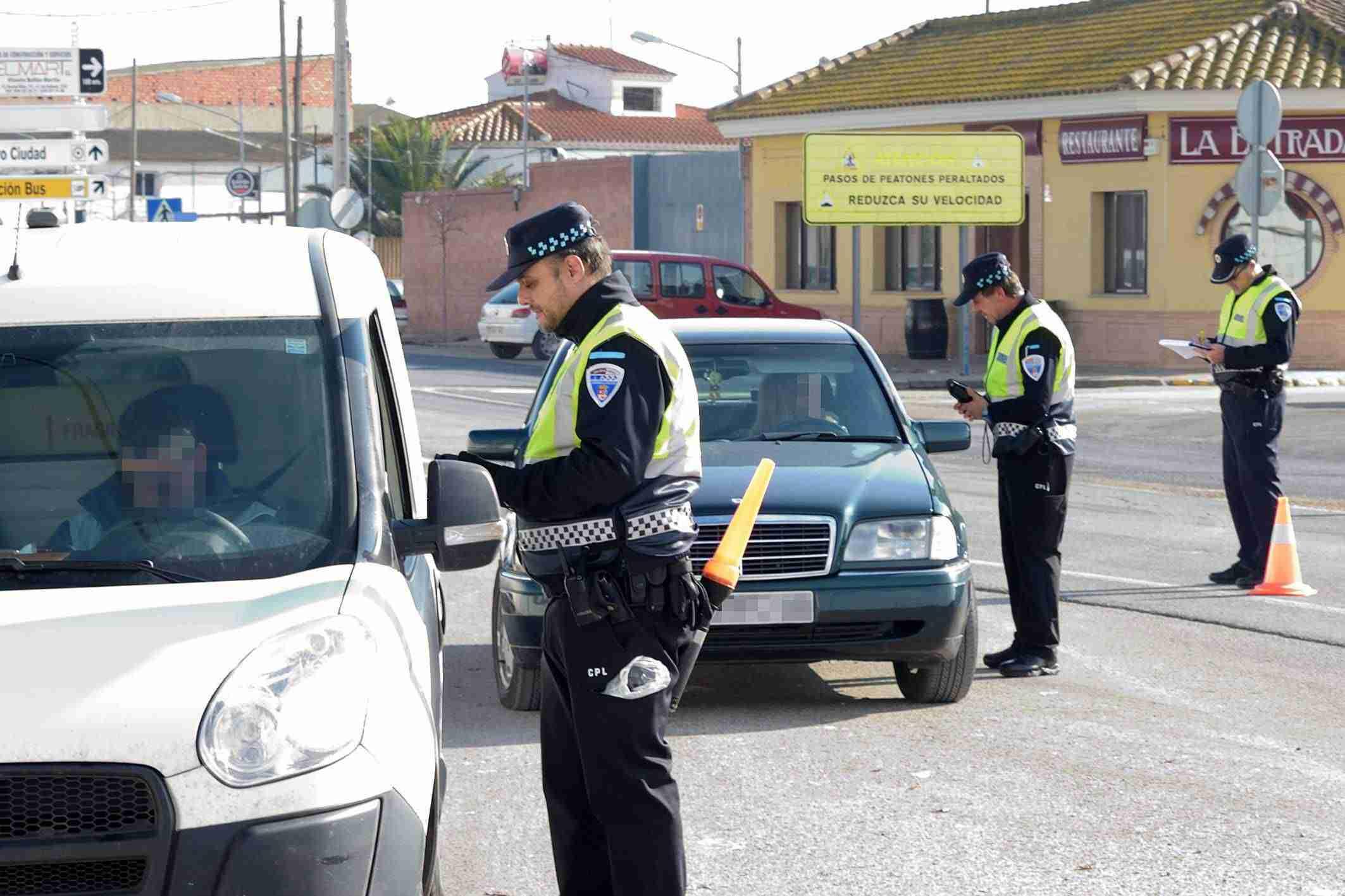 La policía de Argamasilla de Alba realizará controles de alcoholemia y drogas 1
