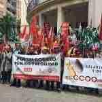 La plantilla de Correos se moviliza para exigir el fin de la precariedad laboral en la empresa 5