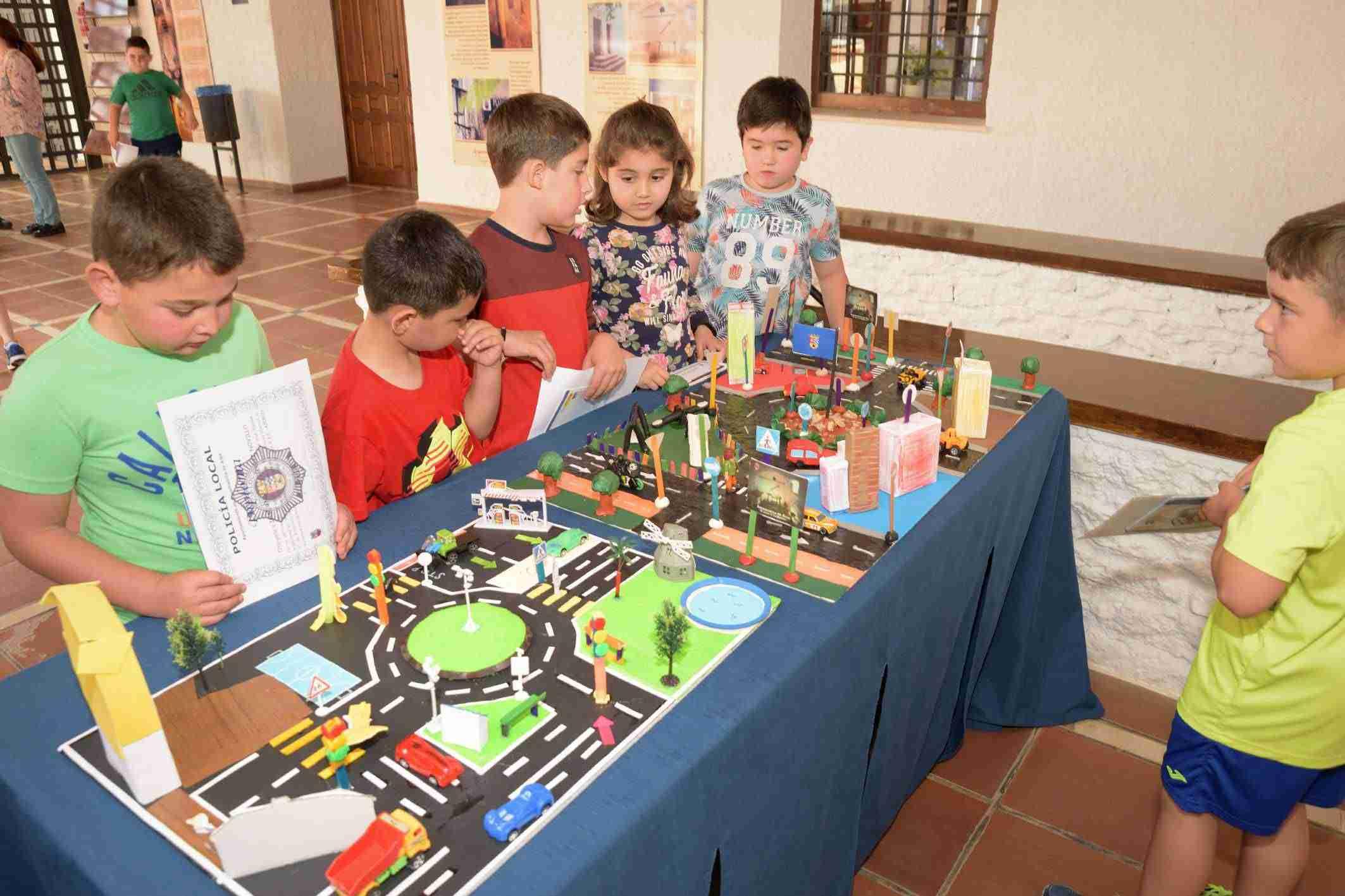 Clausuradas las X Jornadas de Educación Vial Escolar de Argamasilla de Alba 2