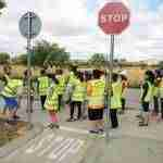 Los escolares de Argamasilla ponen en práctica sus conocimientos sobre circulación vial 5