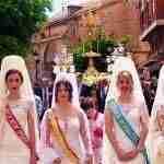 Quintanar de la Orden se engalanó para la celebración del Corpus 7