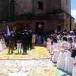 Quintanar de la Orden se engalanó para la celebración del Corpus 12