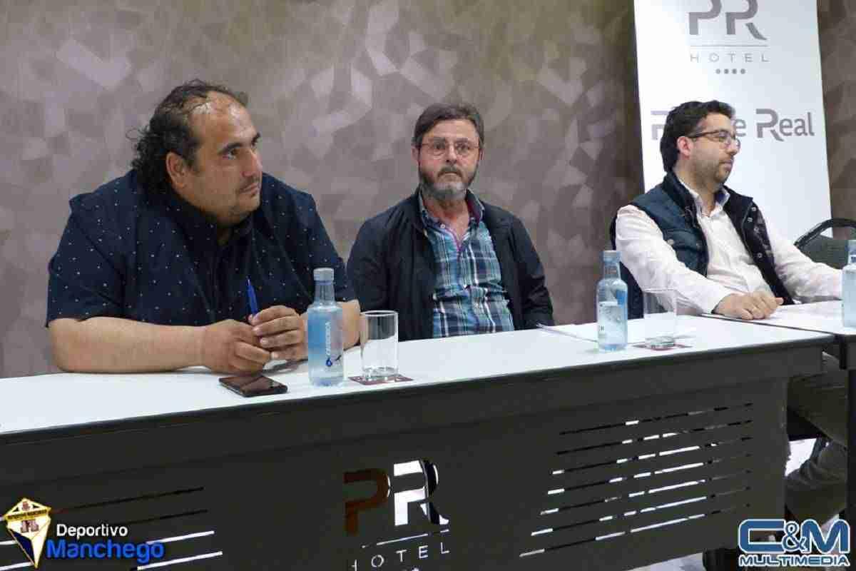 Celebrada la Asamblea General de Socios del Deportivo Manchego 2