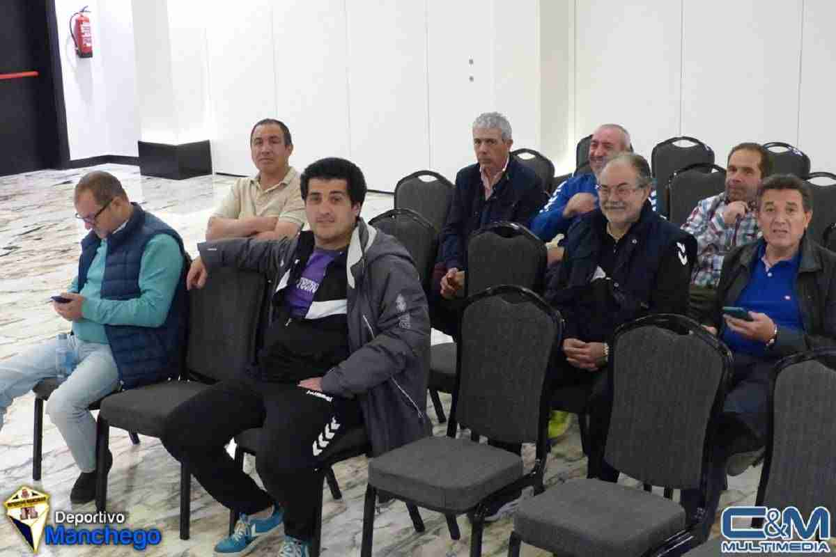 Celebrada la Asamblea General de Socios del Deportivo Manchego 3