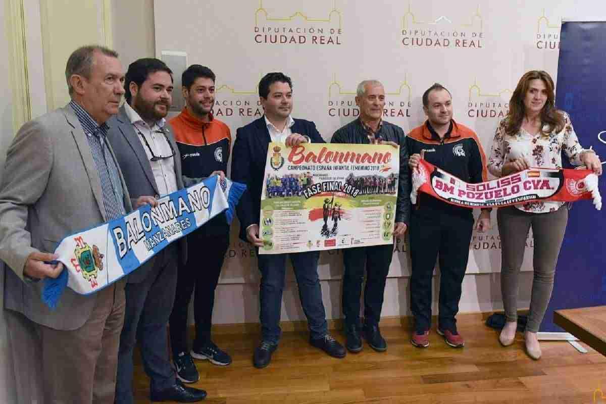 Pozuelo y Manzanares acogen una fase final del Campeonato de España de Deporte Escolar 6