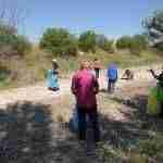 Decenas de voluntarios participan en la limpieza del río Guadiana en Argamasilla de Alba 4