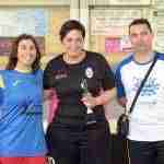 Igualdad en el VII Torneo de Fútbol Sala Femenino de Argamasilla de Alba 3