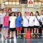 Igualdad en el VII Torneo de Fútbol Sala Femenino de Argamasilla de Alba 5