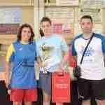 Igualdad en el VII Torneo de Fútbol Sala Femenino de Argamasilla de Alba 7