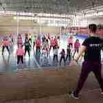 Clausuradas las EE. DD. Municipales de fitness 2017-18 con una gran exhibición 3