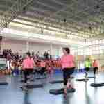 Clausuradas las EE. DD. Municipales de fitness 2017-18 con una gran exhibición 4
