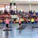 Clausuradas las EE. DD. Municipales de fitness 2017-18 con una gran exhibición 6