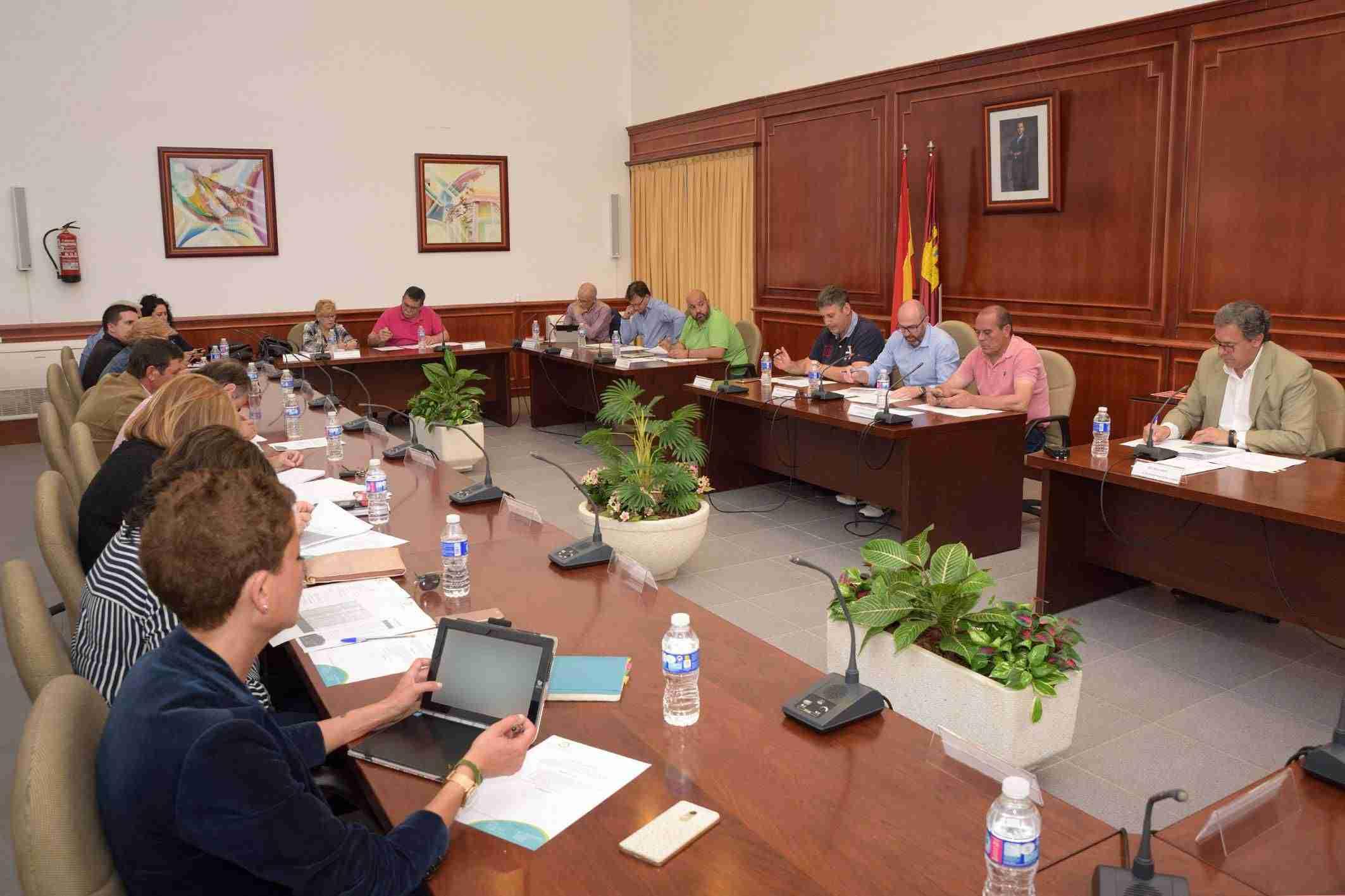 El Pleno de Comsermancha celebró su sesión ordinaria del mes de junio 1
