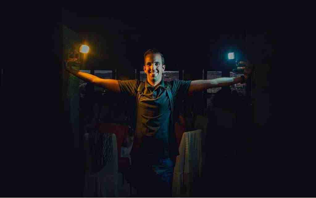 El toledano Santiago Manzaneque se hace con el primer premio en la VII Edición de los Premios Andalucía de la Imagen 3