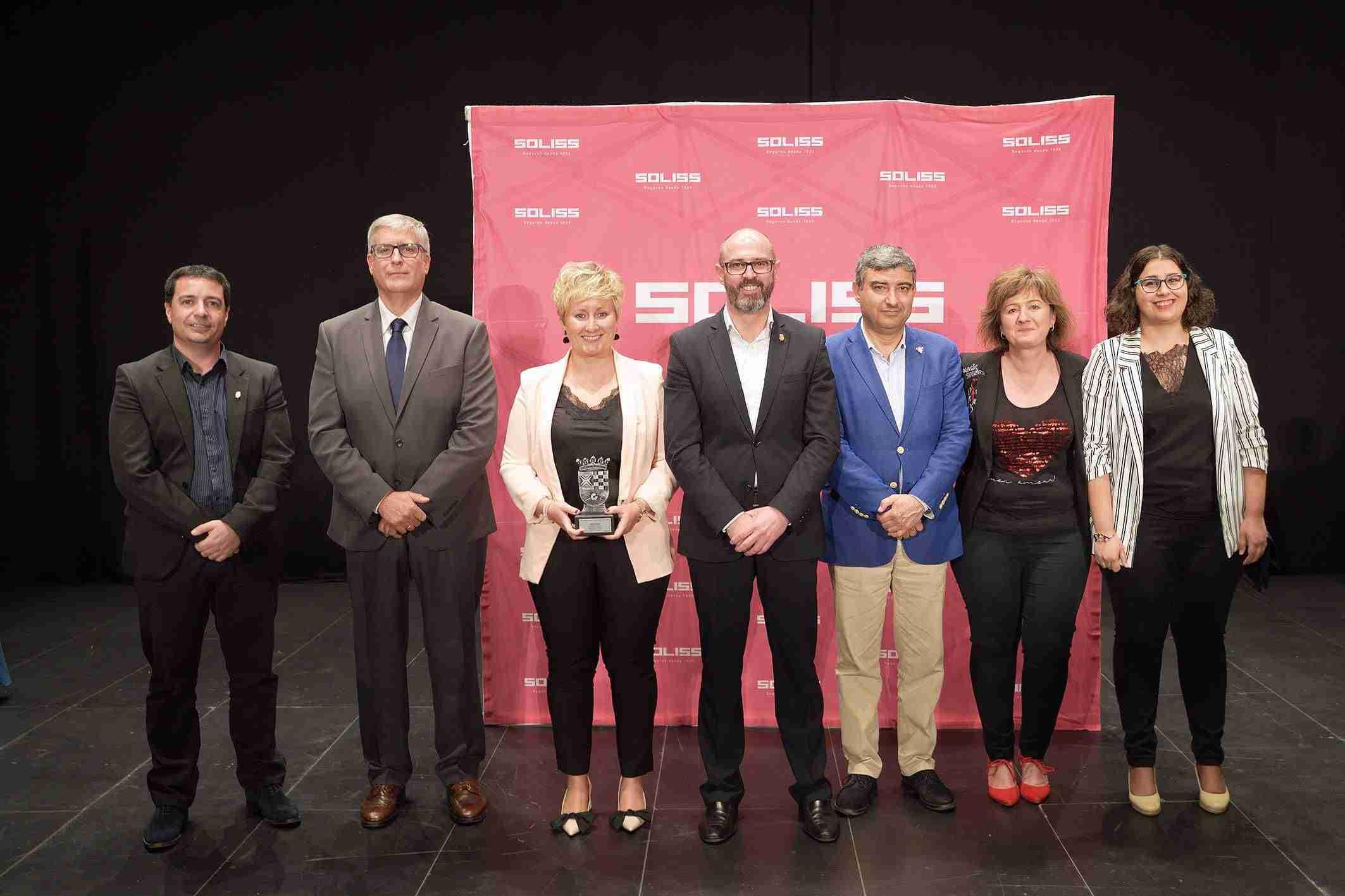 Argamasilla de Alba celebró su XII Gala del deporte reivindicando el deporte femenino 2
