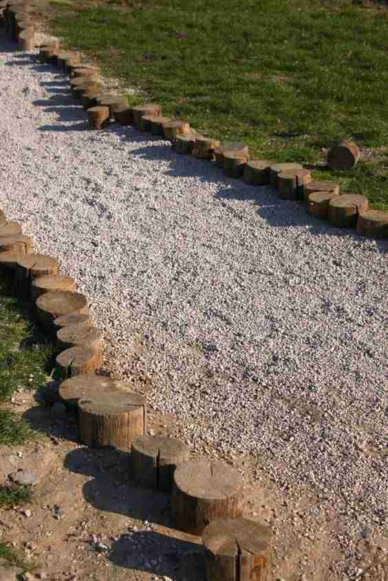 caminos de jardin originales VI