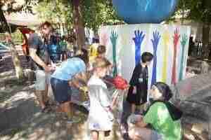 La Escuela de Verano 2018 de Argamasilla de Alba, llega a su ecuador 1