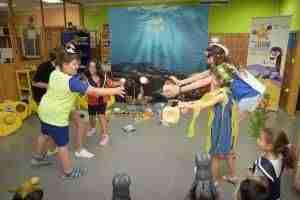 La Escuela de Verano 2018 de Argamasilla de Alba, llega a su ecuador 2